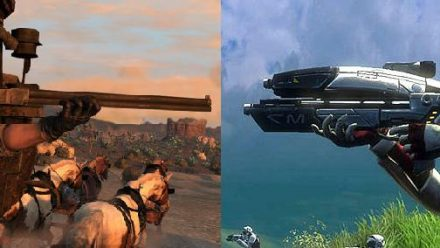 Mass Effect 2 Vs. Red Dead Redemption