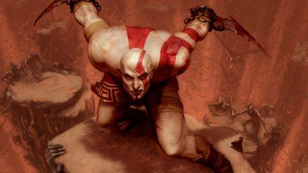 Kratos i en 8-årings version