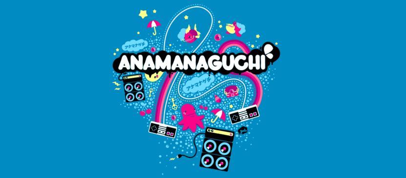 Anamanaguchi gör spelvärldens hetaste musik