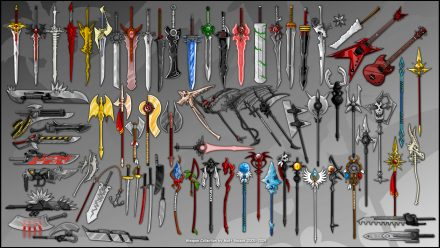 De 10 mest awesome vapnen