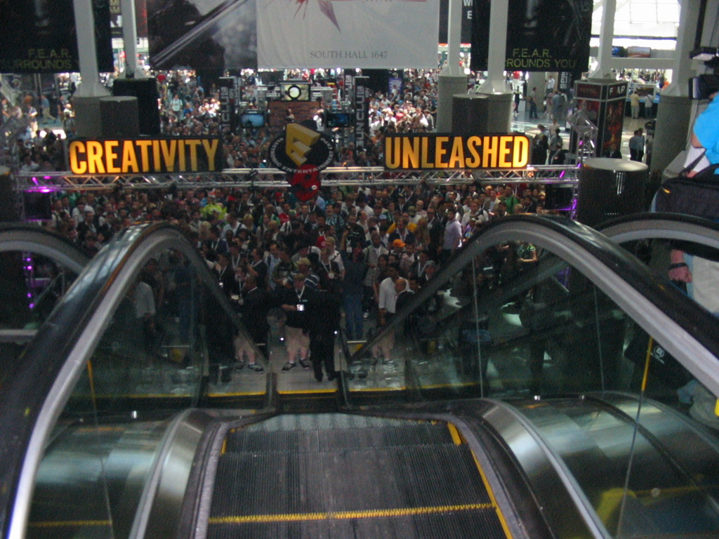 Inifrån E3