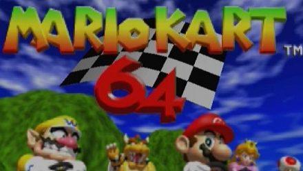 Överskattade spel – Mario Kart 64