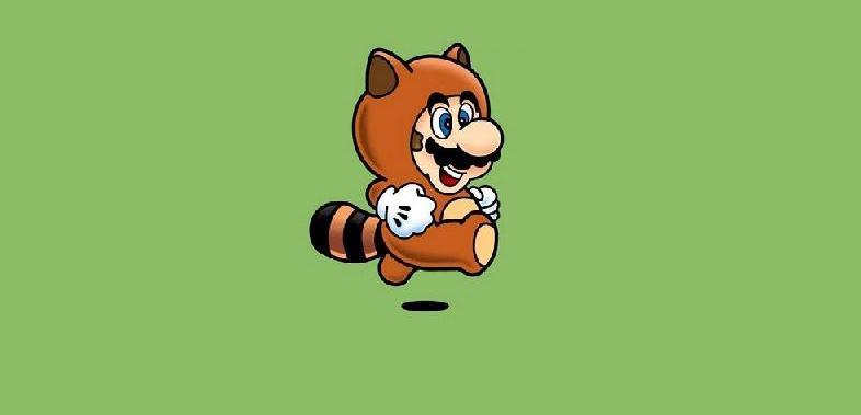 Vem och vad är Tanuki Mario?