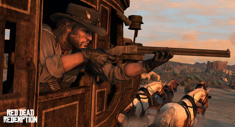 Videoblogg – Red Dead Redemption special