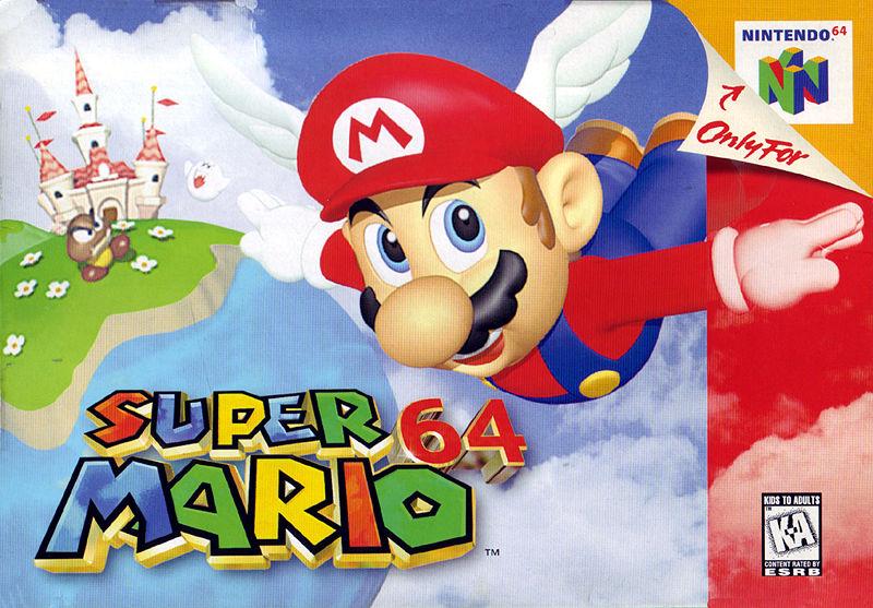 Att åldras med värdighet (Farväl, Mario 64)
