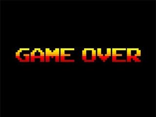 När tar ett spel slut?