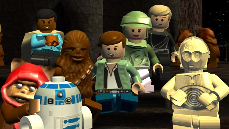 Varför är LEGO-spelen så bra?