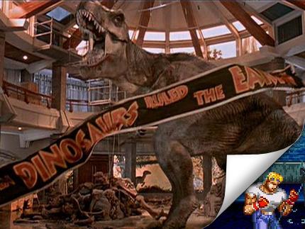 Go Dino Riders!