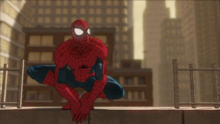 Recension – Spiderman: Shattered Dimensions