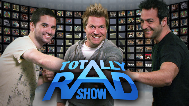 Anders tipsar: The Totally Rad Show