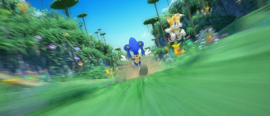 Dubbelrecension — Sonic Colours