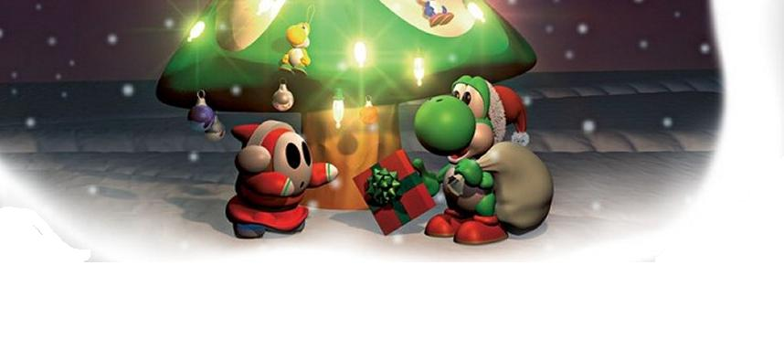 God Jul önskar Svampriket