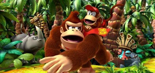 Recension — Donkey Kong Country Returns
