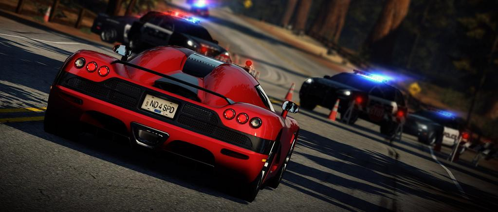 Recension — Need For Speed: Hot Pursuit