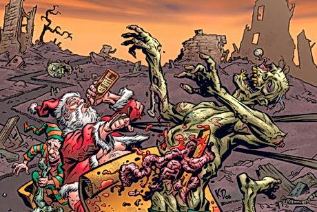 Julklappsutdelningen fortsätter