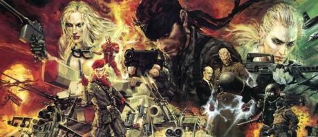 Söndagslistan: Musiken i Metal Gear