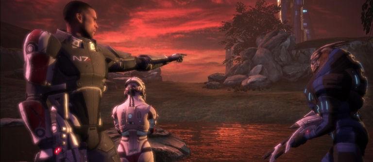 Mass Effect 2-loggen: Dag 1