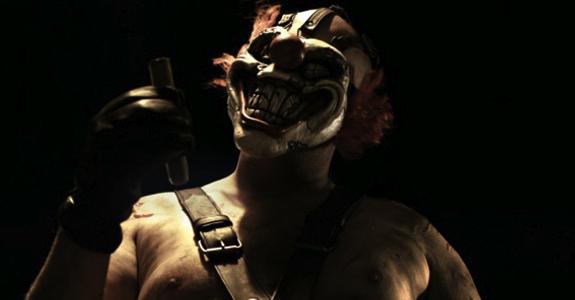 Den sista leende clownen