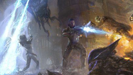 Mass Effect 2-loggen: Den sista dagen