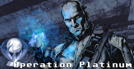 Operation Platinum: inFamous