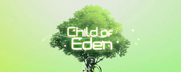 Ludde spelar Child Of Eden