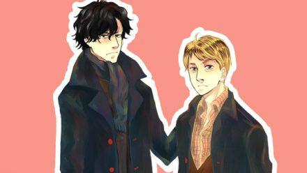 Queervecka del 1: BBC's Sherlock