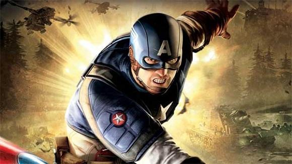 Captain America – Super Soldier
