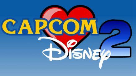Capcom hjärta Disney 2