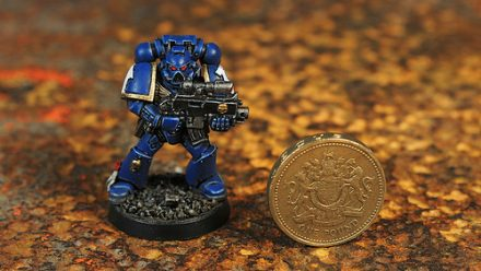 Warhammer 40 000: Space Marines