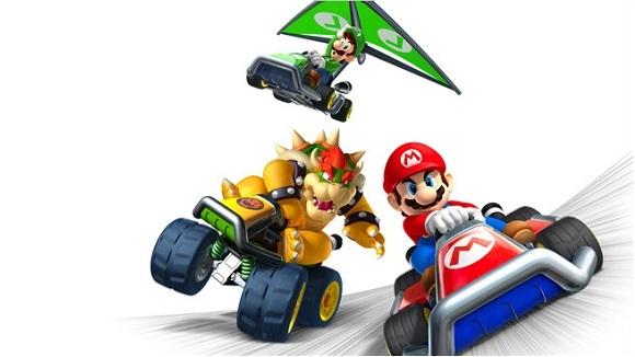 Söndagslistan: Vad jag vill se i Mario Kart 7