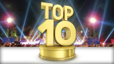 Topp 10 Del 2