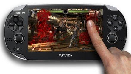 PS Vita och Mortal Kombat