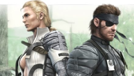 Snake Eater 3D är missanpassat