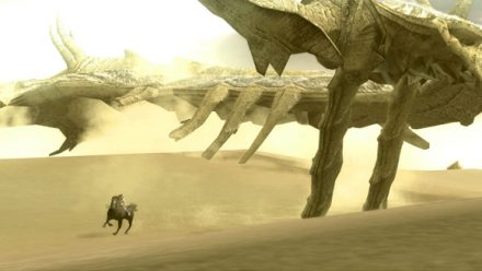 Shadow of the Colossus – The Movie..?