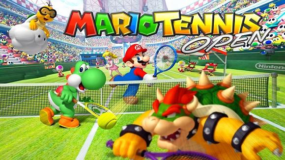 Mario Tennis Open (3DS)