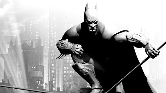 Batman förstör mina spel