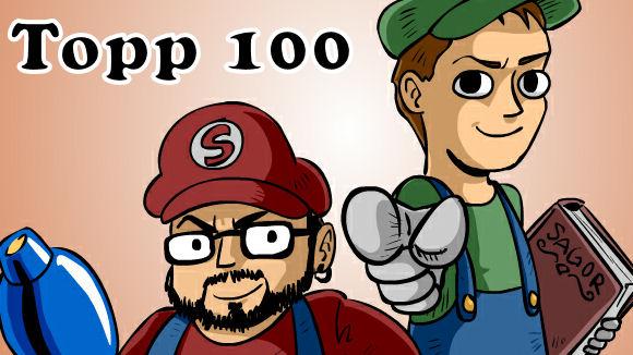 Retroresans Topp 100, del 1