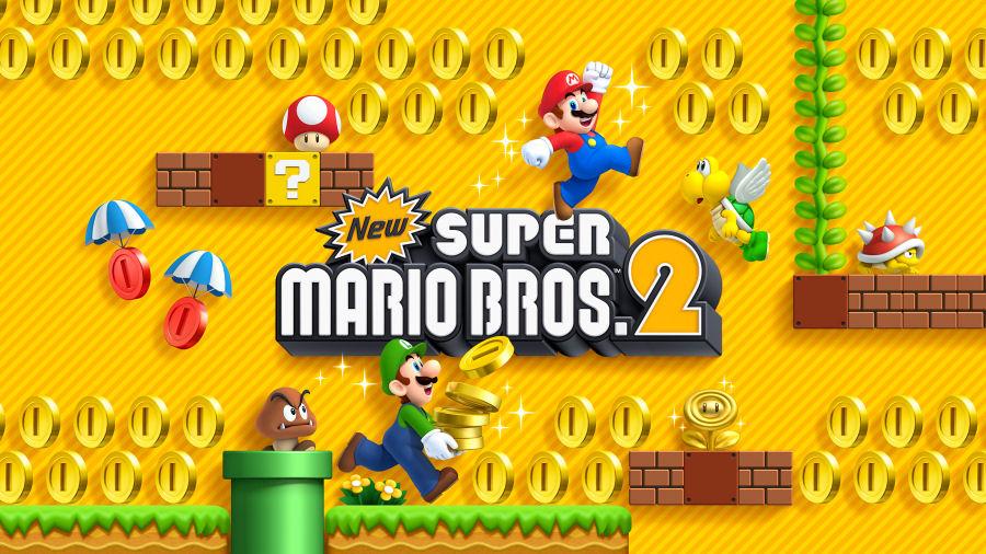 Podrecension: New Super Mario Bros. 2