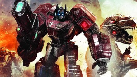 Podrecension: Transformers: Fall of Cybertron