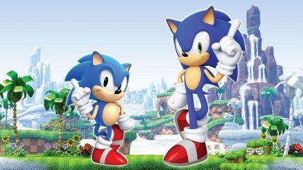 Sonic var aldrig bra
