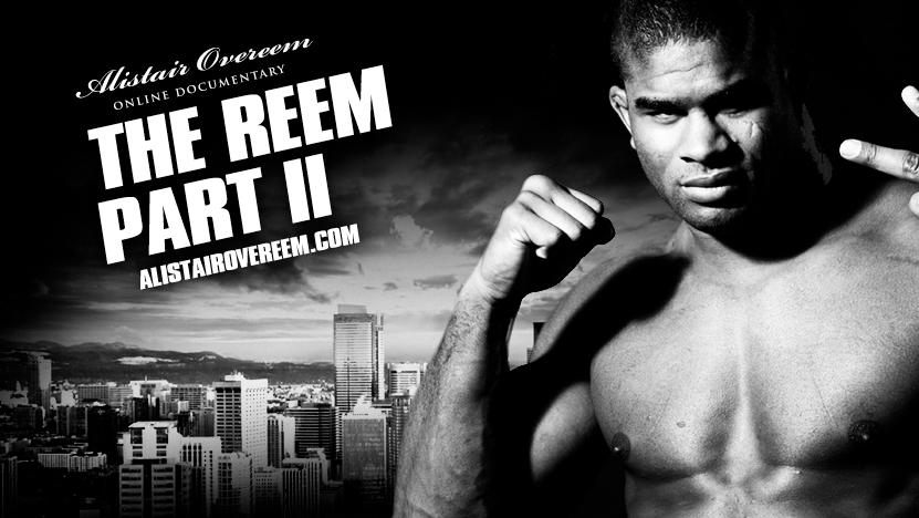 Overeem (och The Reem), kom tillbaka!