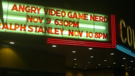 Trailer på Angry Videogame Nerds film