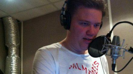Podcastlegenden Anders Brunlöf