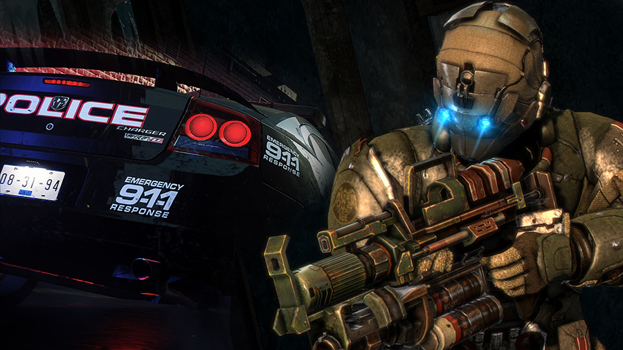 Avsnitt 7: Dead Space 3, Serius Sam 3 och Need For Speed Most Wanted