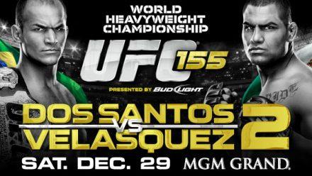 UFC 155 – Anders tippar resultat