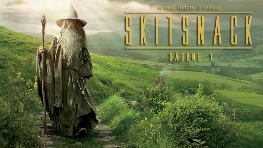S01E11: The Hobbit och Säsongsfinal