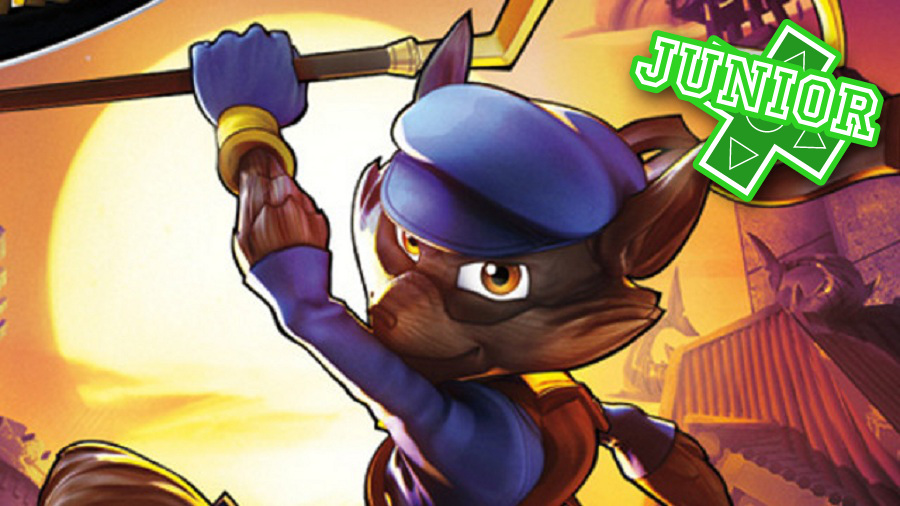 Intryck av Sly Cooper: Thieves in time (PS Vita)