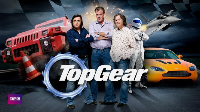 Netflix-tipset: Top Gear