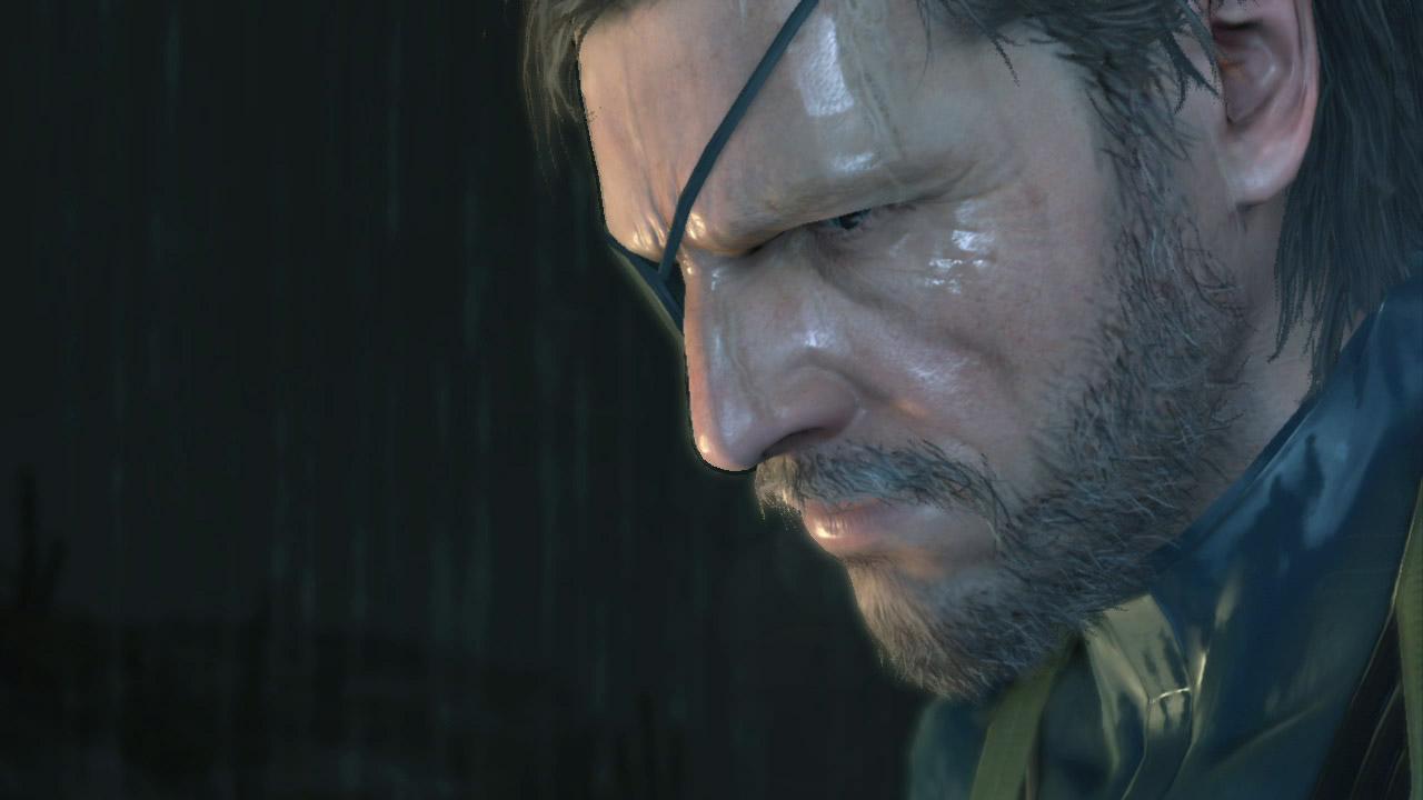 Hayter inte i Metal Gear Solid V