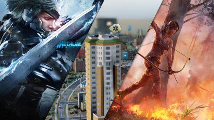 Avsnitt 20: Mer SimCity, mer Tomb Raider och mer Metal Gear Rising Revengence